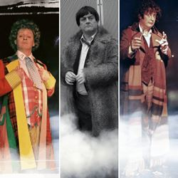 Dr Who Classic Characters