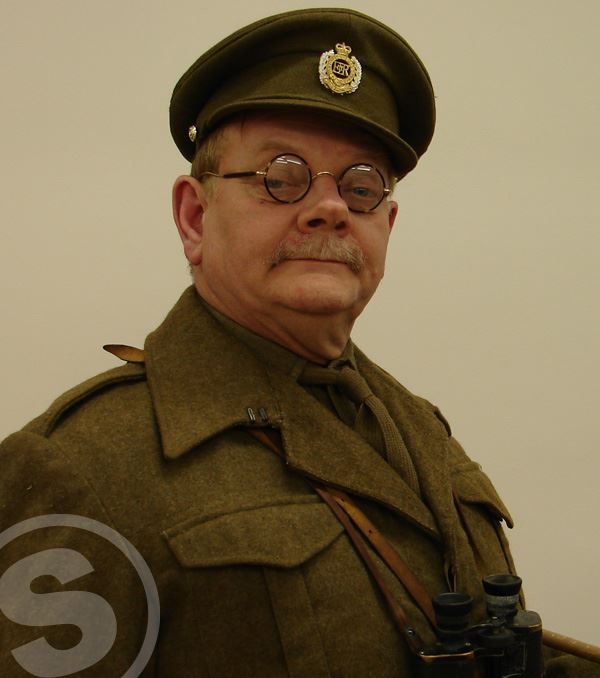 Dads Army - Captain Mainwaring