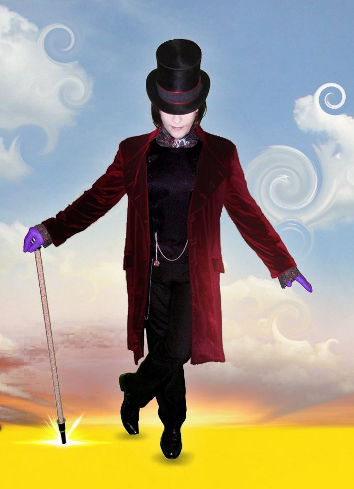 Johnny Depp, Willy Wonka