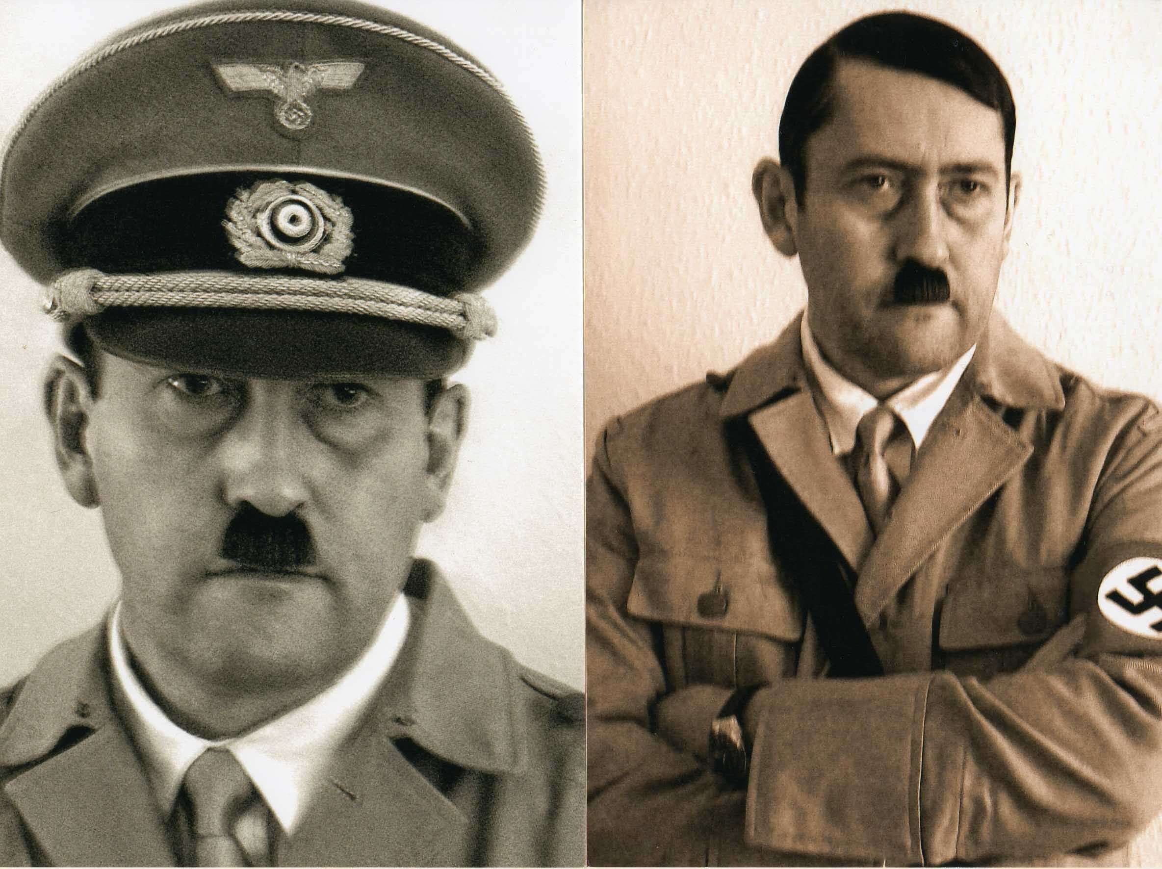 Celebrity and historical look alikes